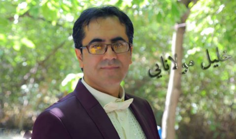 Khalil Molanaie music8 ir - دانلود اهنگ مجلسی له بیستون وارانه از خلیل مولانایی