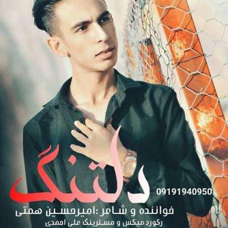Amirhossein Hemati Deltang www.ahang kordi.ir  - دانلود آهنگ امیرحسین همتی بنام دلتنگ