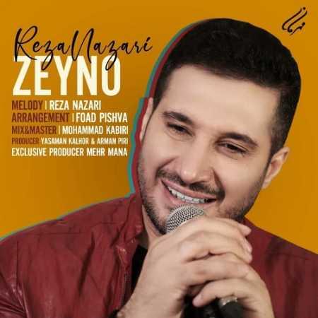 Reza Nazari Zeyno www.ahang kordi.ir  - دانلود آهنگ رضا نظری بنام زینو
